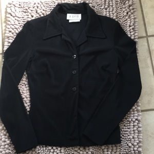 A.Byer button down dressshirt or light Jacket